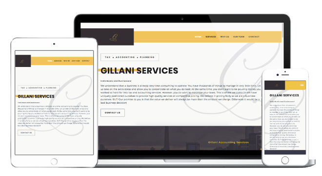 Gillani Services